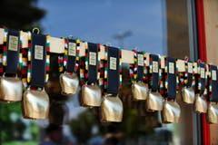 Natürlich dürfen die Glocken nicht fehlen. (Bild: Corinne Glanzmann / Neue LZ)
