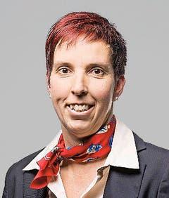 Bernadette Arnold CVP 1968 Bäuerin seit 2012 (Bild: zvg)