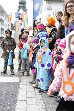 Kinderumzug Baar 2016 Patrick Hürlimann (Neue Zuger Zeitung) (Bild: Patrick Hürlimann / Neue ZZ)