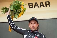 Fabian Cancellara, nun wieder ohne Gelbes Trikot. (Bild: Keystone / Gian Ehrenzeller)
