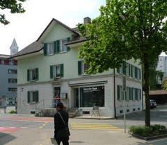 Gallusstrasse 7: Erbaut 1860 als Neubreithaus. (Bild: PD)