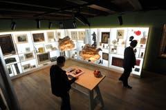 Das Tellmuseum wurde frisch renoviert. (Bild: Urs Hanhart (Neue UZ))