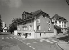 Sursee - Bahnhofstrasse 8 von 1997. (Bild: Bruno Meier)