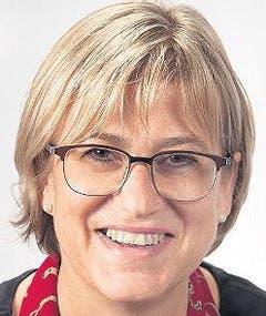 Daniela Bär, SP, Schattdorf, 1961, Mitarbeiterin BKD, im Amt seit 2011. (Bild: PD)