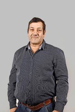 Hans Gisler SVP 1954 Landwirt seit 2010 (Bild: zvg)