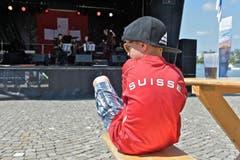 Bundesfeier in Zug (Bild: Christian Herbert Hildebrand / Neue ZZ)