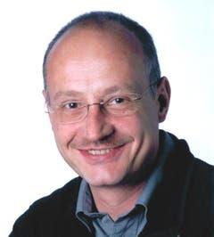 Vizepräsident Walter Regli (51), Hospental, Gastronom, im Amt seit 1999. (Bild: PD)