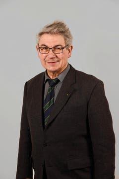 Hansheiri Ziegler SVP 1945 Rentner seit 2008 (Bild: zvg)