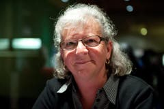 Margrith Berchtold (57) aus Sarnen: «Jeder macht Fehler. Na und, es ist doch nur ein Spiel.» (Bild: Boris Bürgisser / Neue LZ)