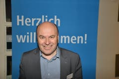 Albert Schwarzenbach, Grossstadtrat.