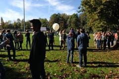 Stratosphärenballon (Bild: Nadia Schärli (Neue LZ))