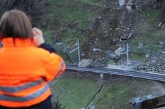 Die Sicherheitssysteme konnte Schlimmes verhindern. (Bild: Urs Hanhart/Neue UZ)