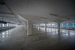 Auf dem Areal des ehemaligen Versandhauses Ackermann (heute A Aco AG) werden so bis Ende Jahr zirka 4000 der insgesamt 35 000 Quadratmeter Büro- und Gewerbefläche frei. (Bild: Pius Amrein / Neue LZ)