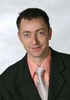 Thomas Dillier, CVP, Vizepräsident, Schattdorf, 1966, Rechtsanwalt, im Amt seit 2011. (Bild: PD)