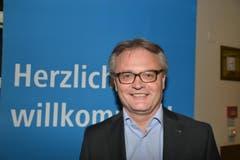 Stadtpräsident Stefan Roth war erstmals dabei.