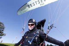 «Jeder Flug hat etwas Spezielles. Immer erlebt man etwas, dass man zuvor noch nicht erlebt hat.» (Bild: Werner Schelbert / Neue ZZ)