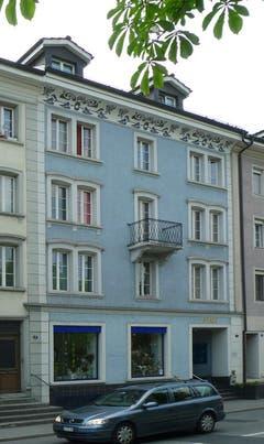 Horwerstrasse 6: Erbaut 1875/76 (Bild: PD)