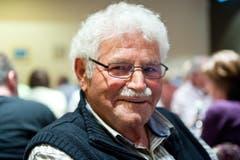 Radi Röösli (69) aus Hildisrieden: «Mit diesen Karten ist ein Stich so viel wert wie ein Match.» (Bild: Boris Bürgisser / Neue LZ)