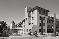 Sursee - Korporationsgemeinde von 2013 / Oberstadt 24-26. (Bild: Bruno Meier)