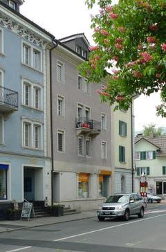 Horwerstrasse 4: Erbaut 1875/76 (Bild: PD)