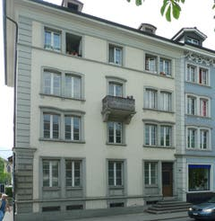 Horwerstrasse 8: Erbaut 1875/76 (Bild: PD)