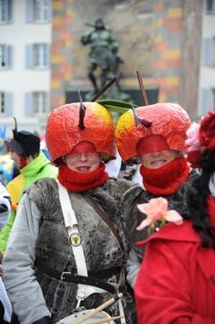 Die Äpfel des Tell. (Bild: Urs Hanhart (Neue UZ))