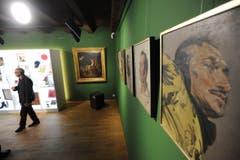 Blick in die neu die neu konzipierte Ausstellung im ersten Stock des Tellmuseums in Bürglen. (Bild: Urs Hanhart (Neue UZ))