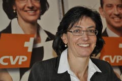 Patrizia Danioth Halter, CVP. (Bild: Neue UZ)