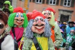 Kinderumzug in Altdorf. (Bild: Urs Hanhart (Neue UZ))