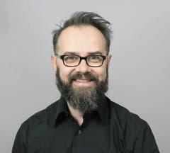 Thomas Huwyler SP 1967, Gewerkschaftssekretär seit 2012 (Bild: zvg)