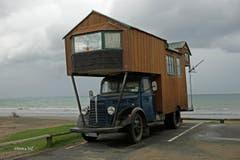 Wohnmobil, Marke Eigenbau (Bild: Leo Schuler-Steiner)