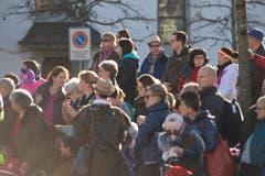Auch Besucher aus anderen Orten waren mit dabei. (Bild: Maria Schmid (Neue ZZ))