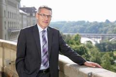 Pirmin Schwander, Nationalrat (SVP/SZ): Nein (Bild: PD)