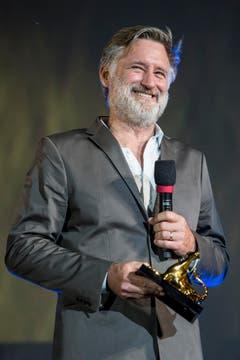 Den Excellence Award räumte der Schauspieler Bill Pullman ab. (Bild: Keystone)