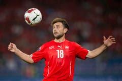 Admir Mehmedi. (Bild: Keystone/Ennio Leanza)