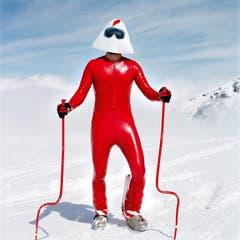 3. Preis Kategorie Sport - Francois Schaer - XSpeed ski (Bild: Keystone)