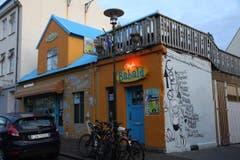 Willkommen im Café Babalú... (Bild: Marion Loher)