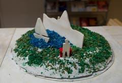 Projekt «Die Berglandschaft». (Bild: Corinne Glanzmann/Neue NZ)