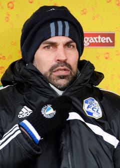 FCL-Trainer Markus Babbel. (Bild: Keystone)