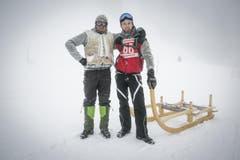 Zluky und Kucerak Pavol aus der Slowakei (Bild: André A. Niederberger / Neue NZ)
