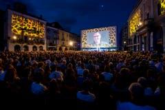 Die 69. Ausgabe des Filmfestivals in Locarno wurde am Mittwoch eröffnet. (Bild: Keystone)