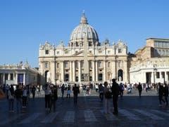 """Wer mit der Costa Diadema in Civitavecchia """"strandet"""" nutzt selbstverständlich die Gelegenheit Rom zu besuchen. (Bild: Margrith Imhof-Röthlin)"""
