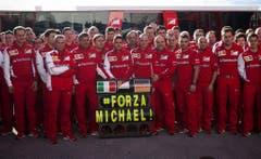 Platz 1: Michael Schumacher. Der Unfall löste viele Suchanfragen aus. (Bild: Keystone)