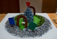 Projekt «Der Turm». (Bild: Corinne Glanzmann/Neue NZ)