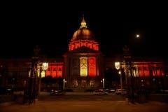 … das Stadthaus in San Francisco, … (Bild: EPA / JOHN G. MABANGLO)