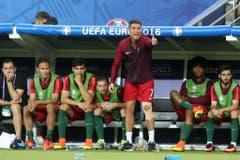Cristiano Ronaldo übernimmt das Coaching. (Bild: Keystone)