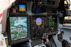 Ein Blick ins Cockpit des PC-21. (Bild: PILATUS AIRCRAFT / E.T. STUDHALT)