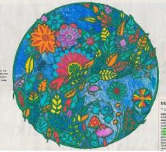 Bild: Viviane Ulrich (7 Jahre), Hohenrain