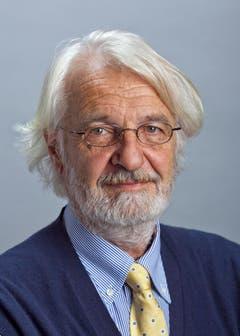 Pierre Rusconi, SVP, Tessin (Bild: Parlament.ch)