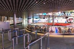 Das neue Museum bietet auch audiovisuell so einiges. (Bild: Keystone / Patrick B. Krämer)
